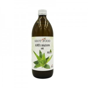 Szot Food Aloes z miąższem 500ml